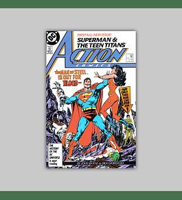 Action Comics 584 1987