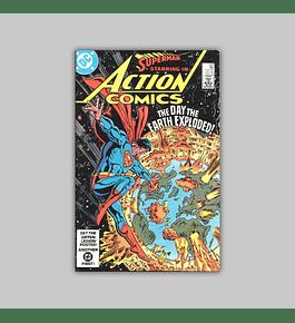 Action Comics 550 1983
