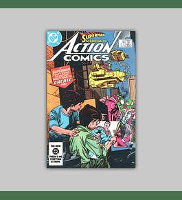 Action Comics 554 VF/NM (9.0) 1984