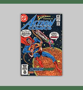 Action Comics 528 VF/NM (9.0) 1982