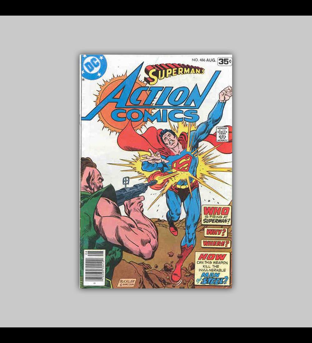 Action Comics 486 1978