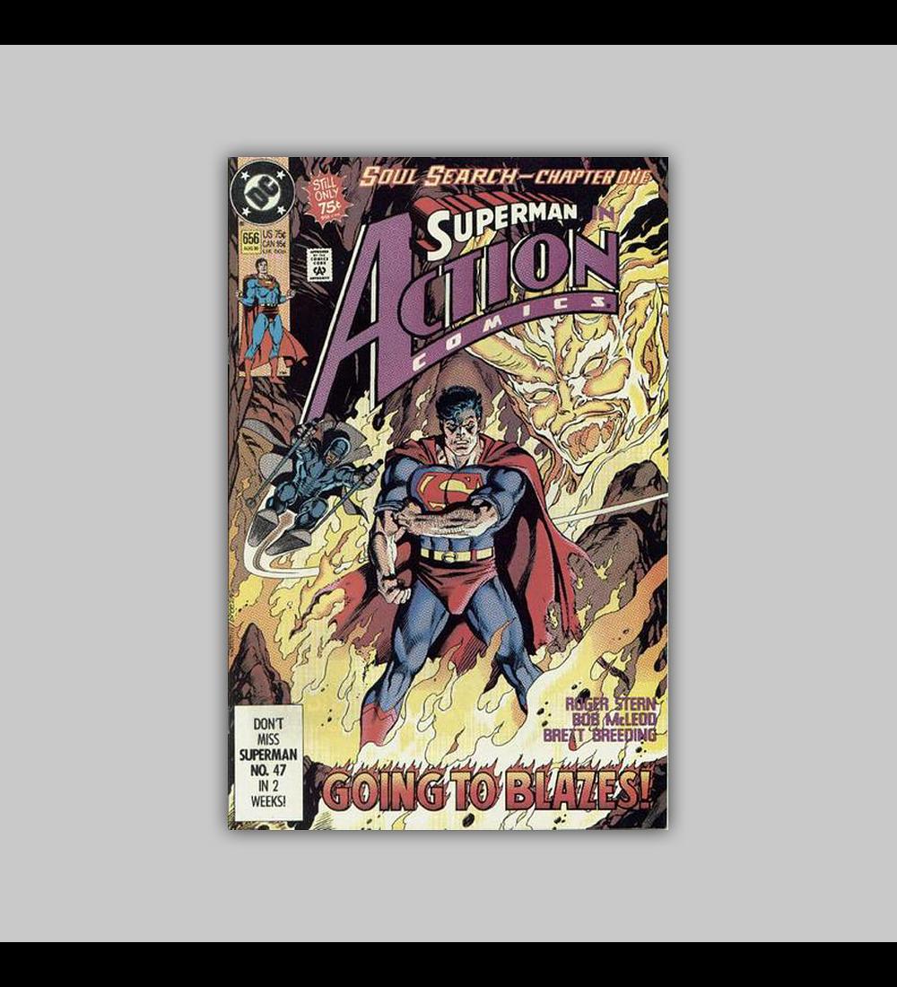 Action Comics 656 1990