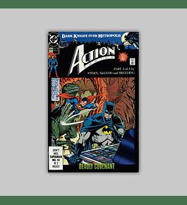 Action Comics 654 1990