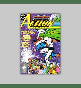 Action Comics 596 1988
