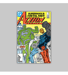 Action Comics 590 1987