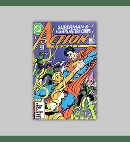 Action Comics 589 1987
