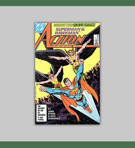 Action Comics 588 1987