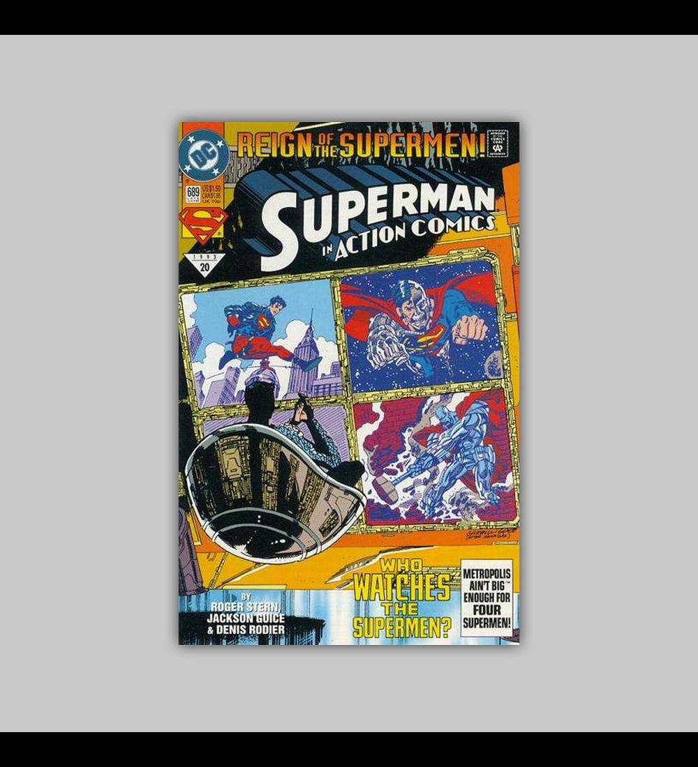 Action Comics 689 1993