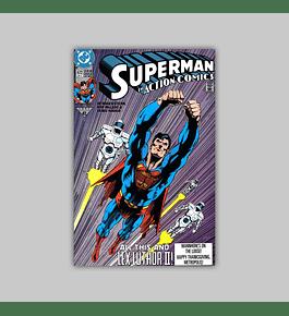 Action Comics 672 1991