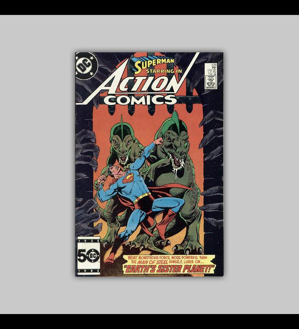 Action Comics 576 1986