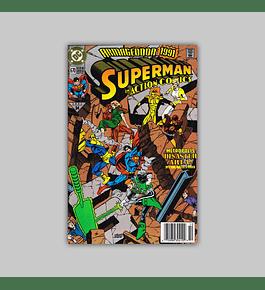 Action Comics 670 1991