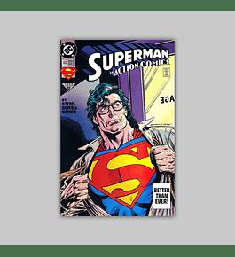 Action Comics 692 1993