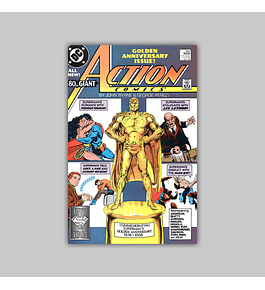 Action Comics 600 1988