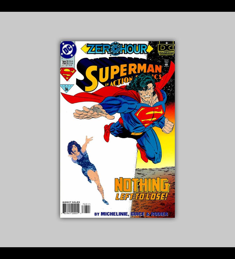 Action Comics 703 1994