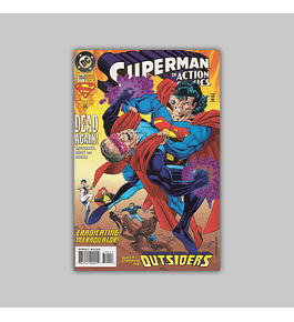 Action Comics 704 1994