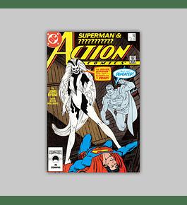 Action Comics 595 1987