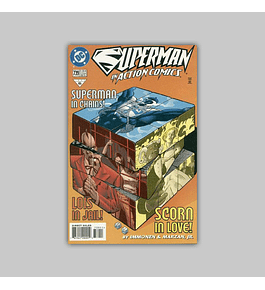 Action Comics 739 1997