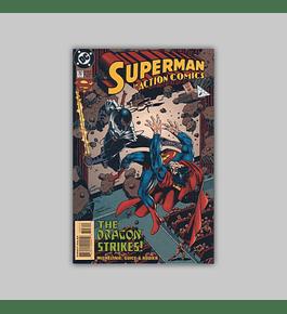 Action Comics 707 VF (8.0) 1995