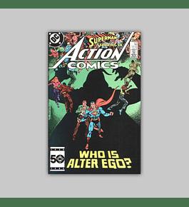 Action Comics 570 VF/NM (9.0) 1985