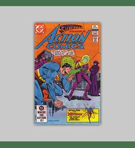 Action Comics 532 VF/NM (9.0) 1982