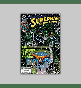 Action Comics 673 VF (8.0) 1992