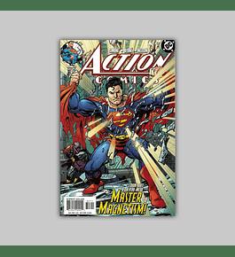 Action Comics 827 CGC 9.8 2005