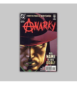 Anarky (complete limited series) 1997