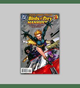 Birds of Prey: Manhunt 1 1996