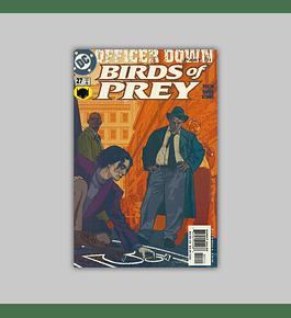 Birds of Prey 27 2001