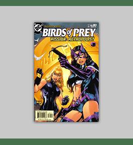 Birds of Prey 80 2005