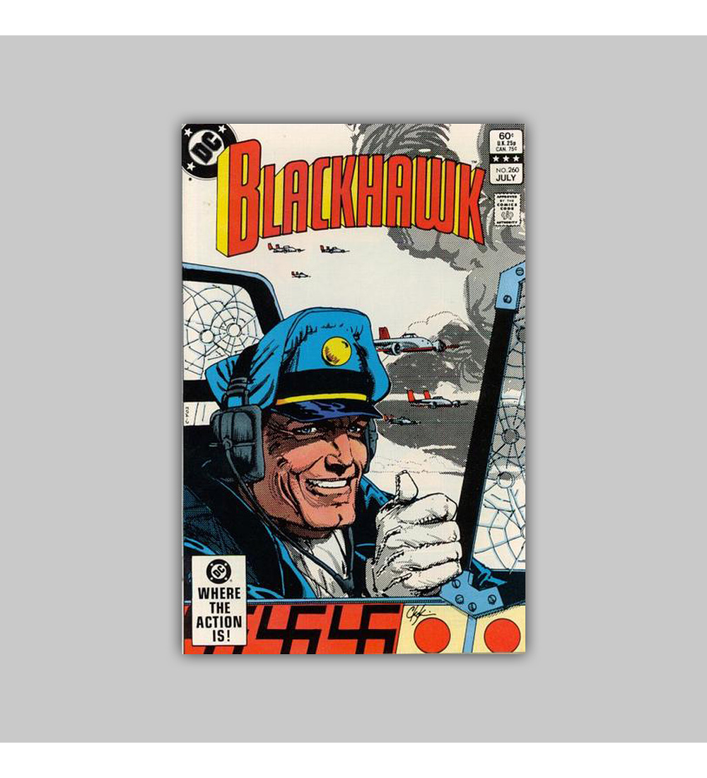 Blackhawk 260 1983