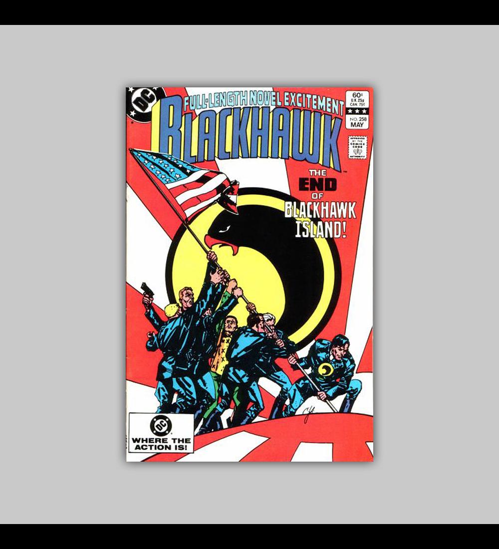 Blackhawk 258 1983