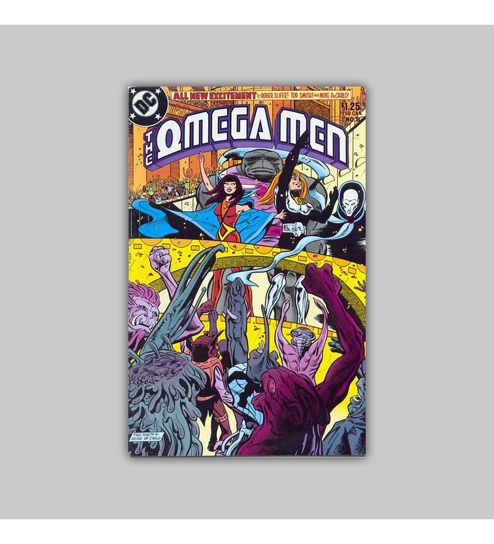 Omega Men 8 1983