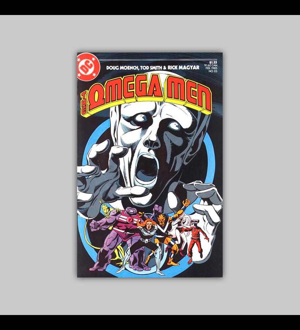 Omega Men 23 1985