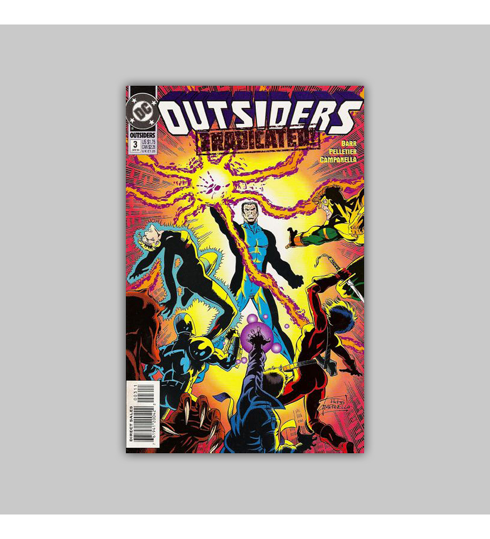 Outsiders 3 1994