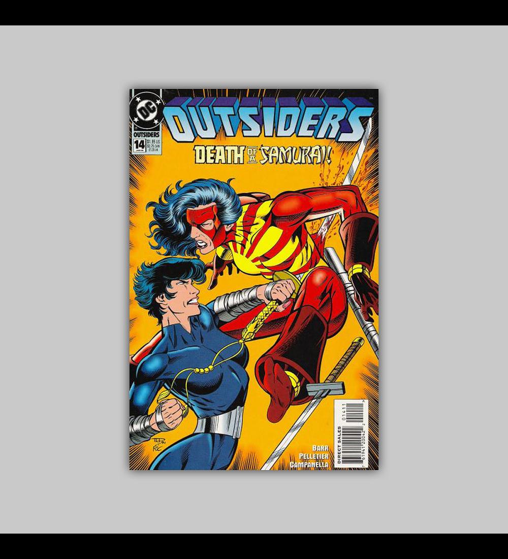 Outsiders 14 1995