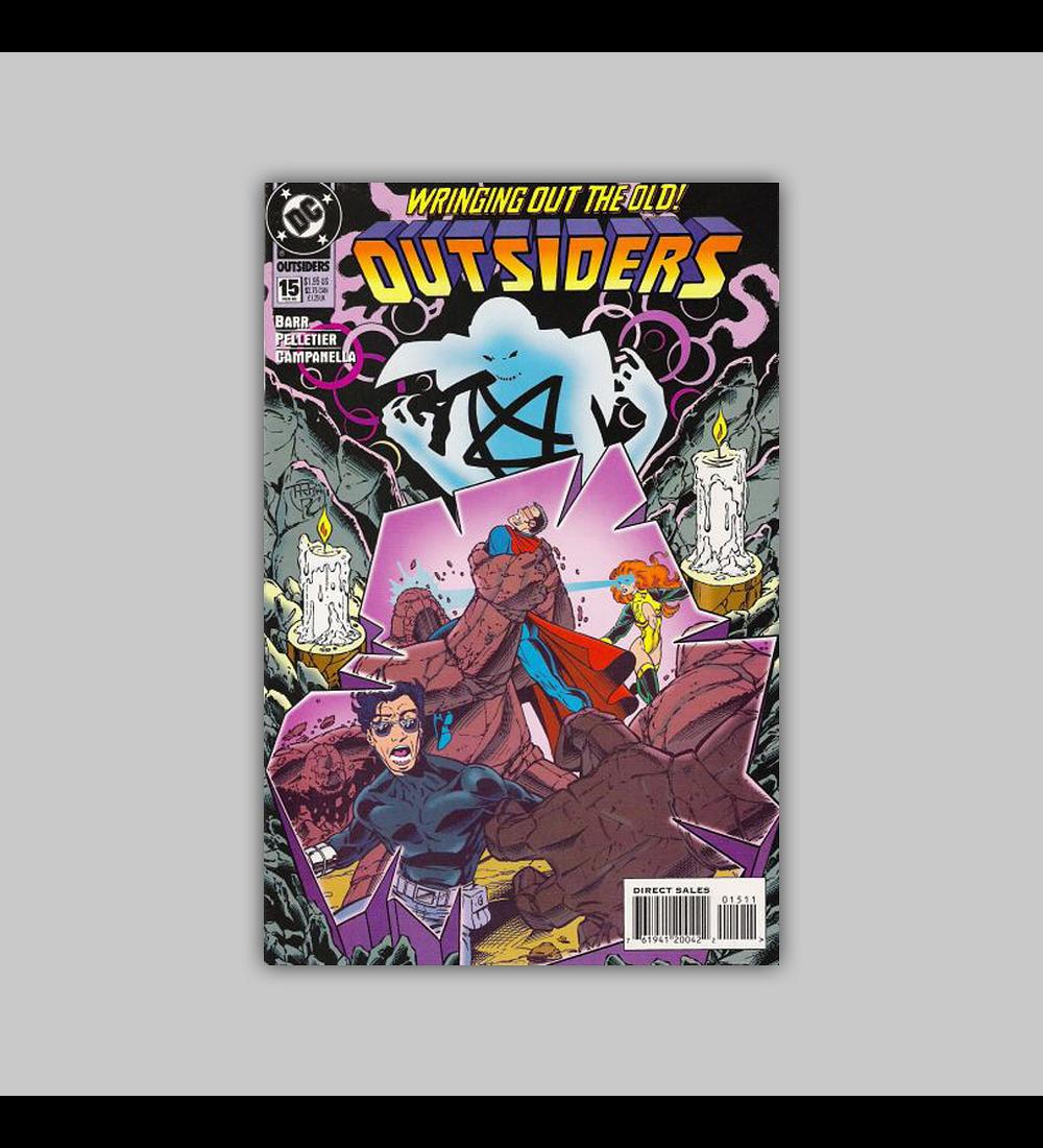 Outsiders 15 1995