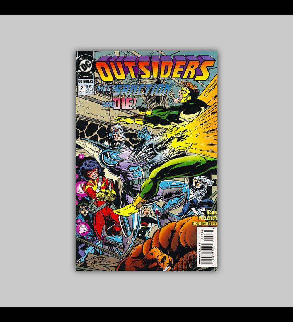 Outsiders 2 1993