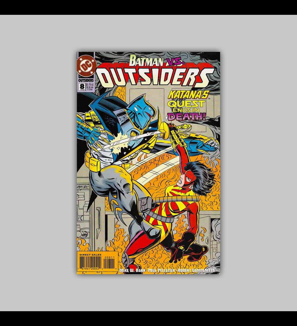 Outsiders 8 1994