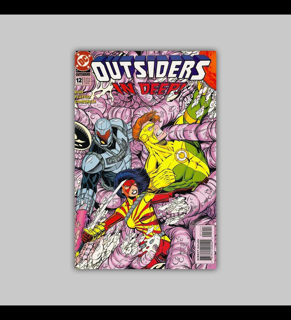 Outsiders 12 1994
