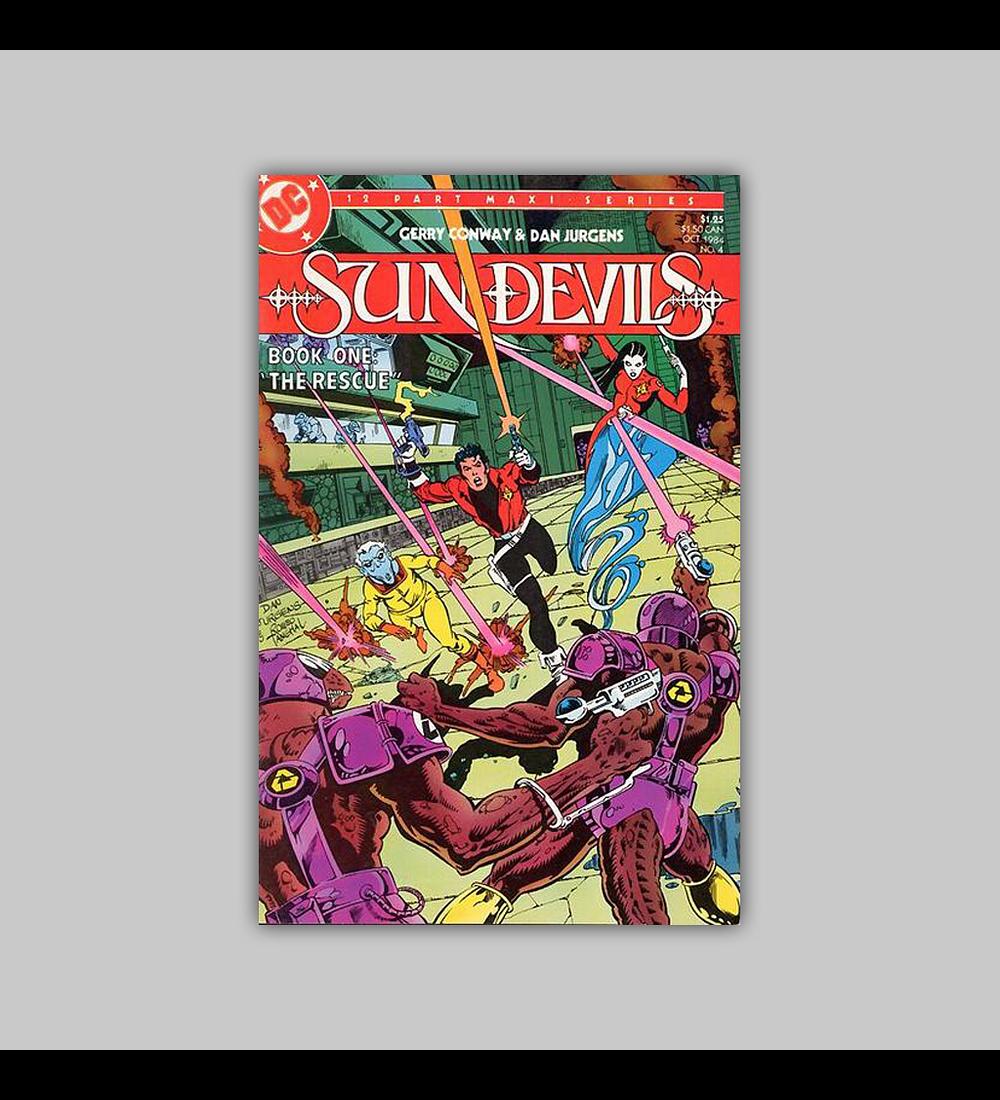 Sun Devils 4 1984