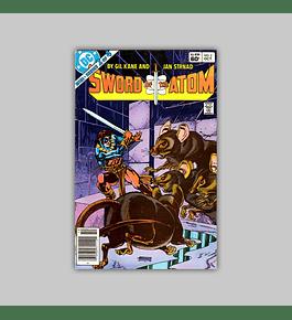 Sword of the Atom 2 1983