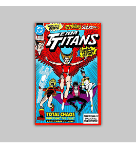 Team Titans 1 Red Wing 1992