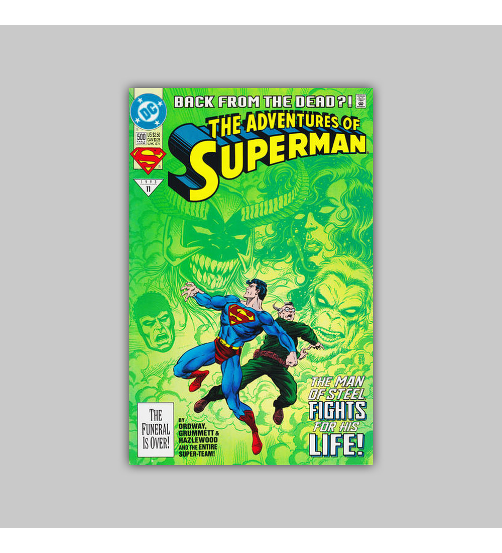 The Adventures of Superman 500 1993