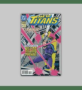 The New Titans 105 1993