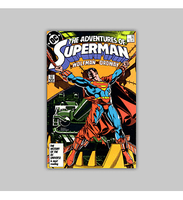 The Adventures of Superman 425 1987