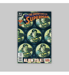 The Adventures of Superman 528 1995