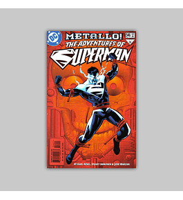 The Adventures of Superman 546 1997