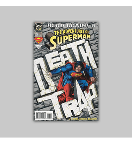 The Adventures of Superman 517 1994
