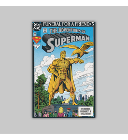 The Adventures of Superman 499 1993